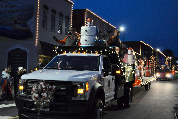 Parade of Floats
