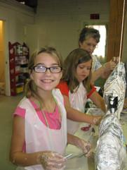 Paper Mache Crafting