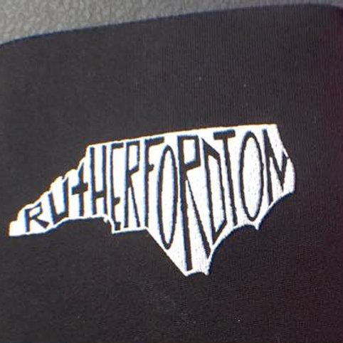 Rutherfordton Koozie