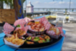 Eat Local on Daufuskie Island