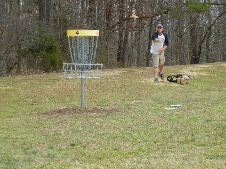 Disc Golf Winter Bowl Tournament