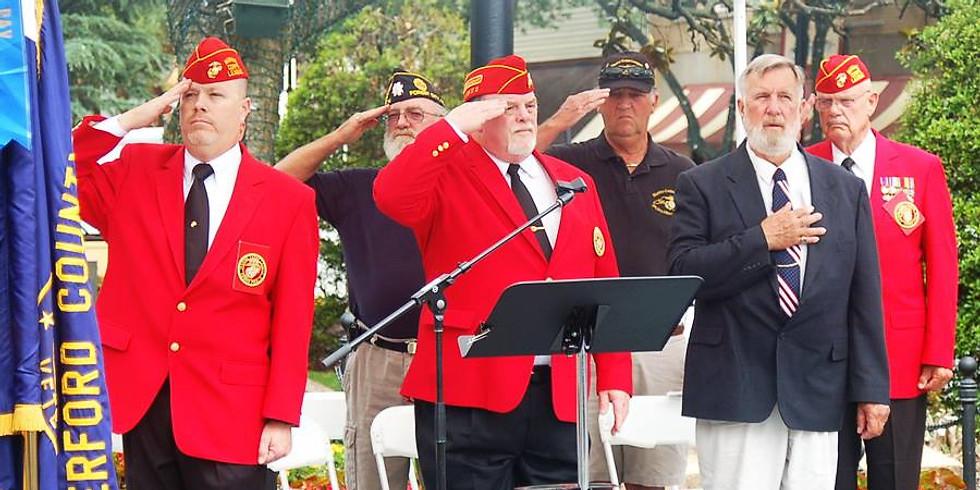 Salute to Veterans