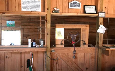 The Goat Barn