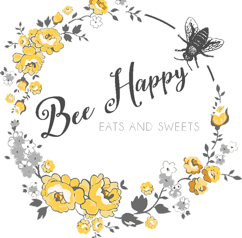 Bee Happy Logo white circle.png