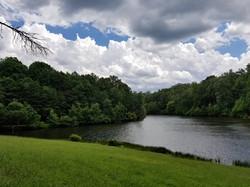 haw river lake