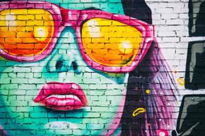 graffiti-wall - pop art