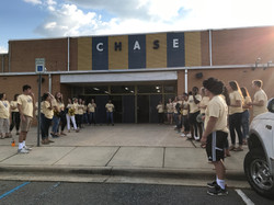 Freshman BIG Deal Day at Chase