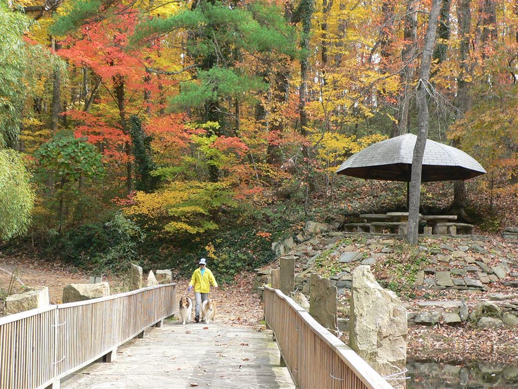 Chinqua-Penn trail