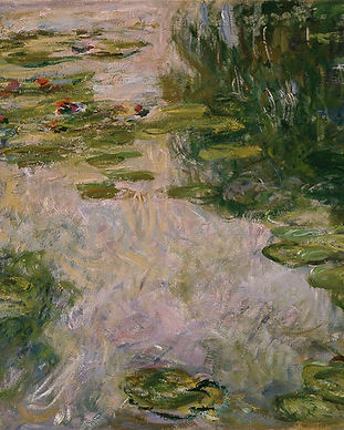 Claude_Monet_-_Water_Lilies,_1917-1919.J