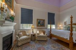 Guest Bedroom Purple