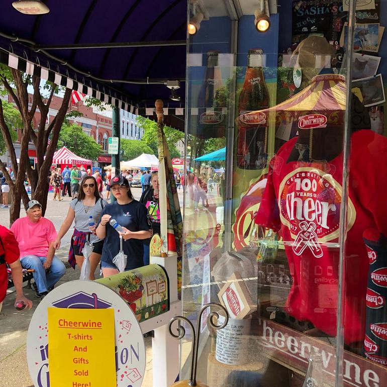 Cheerwine Festival in Salisbury
