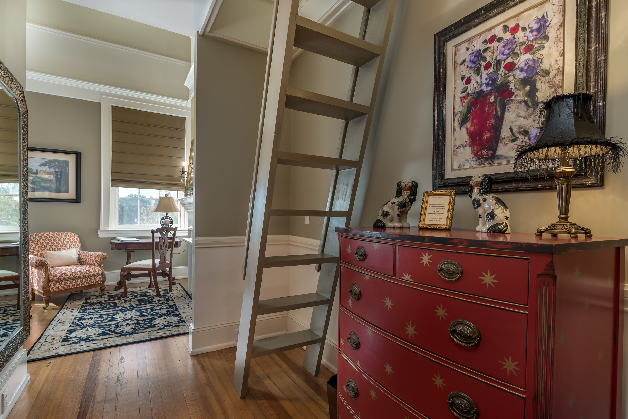 Guest Room with Loft