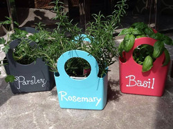 Baskets for your garden