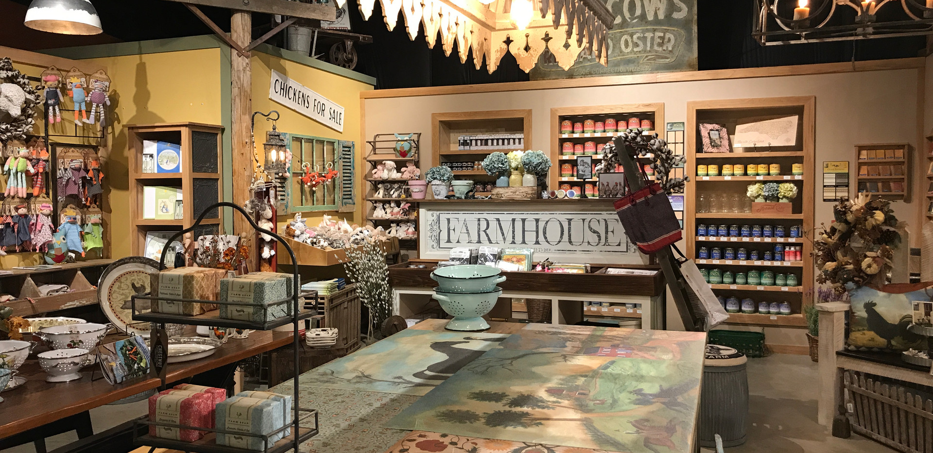 Gift Shop and Farmstore