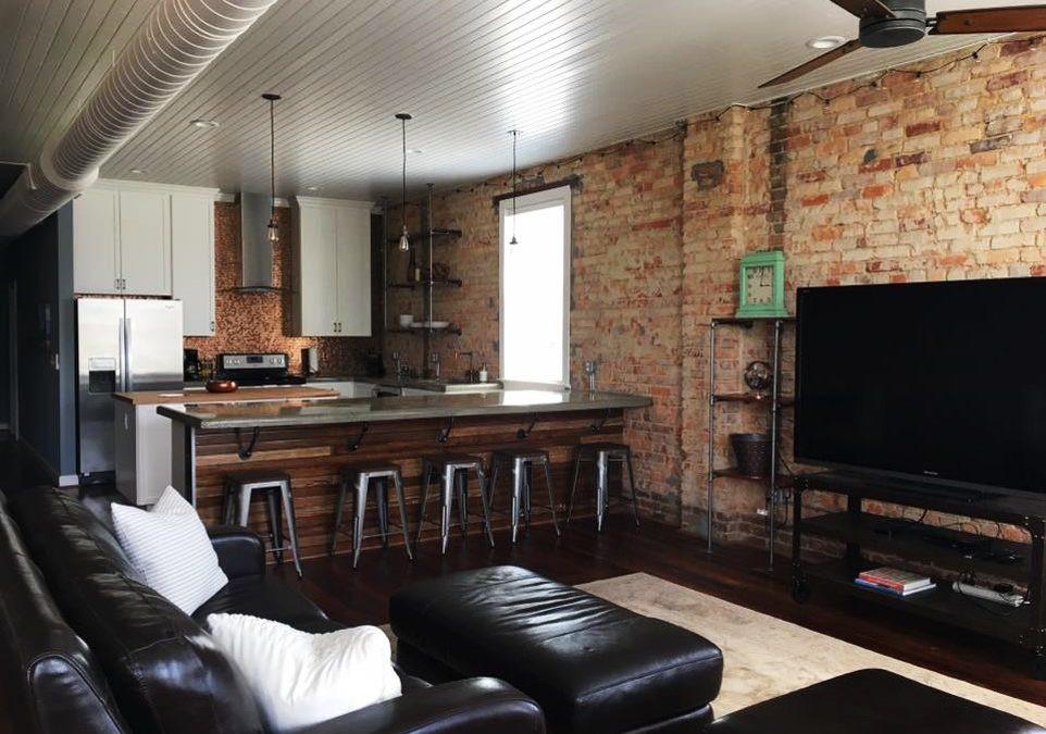 John Street Properties downtown apartments in Goldsboro, NC