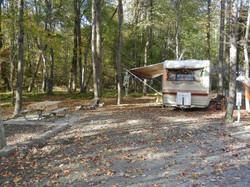 Lake Reidsville camp sites