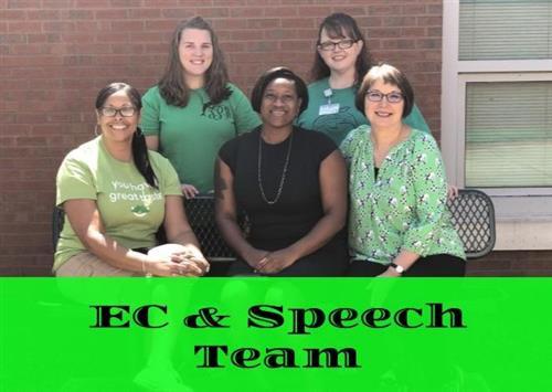 EC & Speech Team