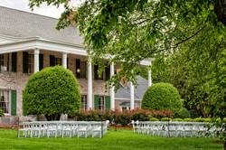 Wedding Setup at Penn House