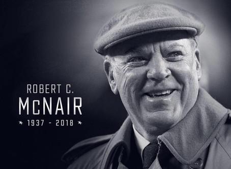 Robert C. McNair - 1937-2018