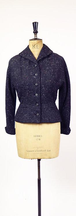 Vintage 1940s Tailored Suit Jacket