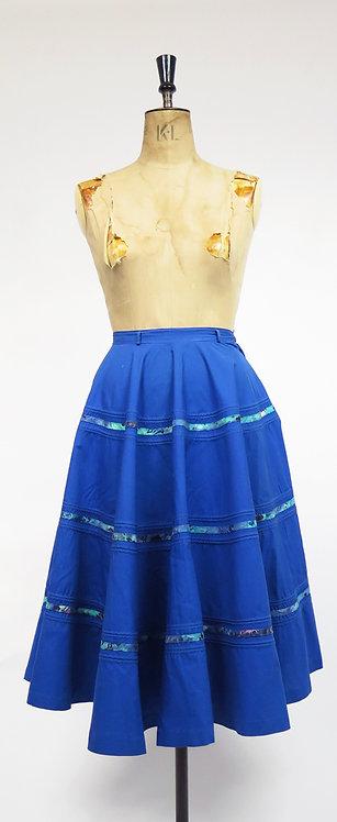 1950s Full Circle Skirt