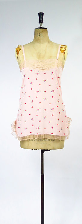 1930-40s Floral Camisole