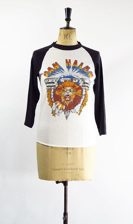 Van Halen 1982 Tour T-shirt