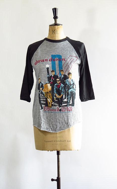 1984 Duran Duran Tour T-Shirt   S