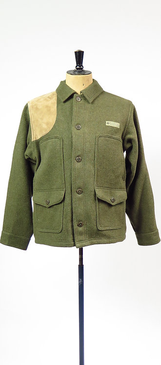 Columbia Wool Blend Hunting Jacket
