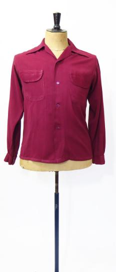 Classic Vintage  1950s B.V.D. Shirt