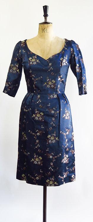 1950's Tailored Wriggle Dress