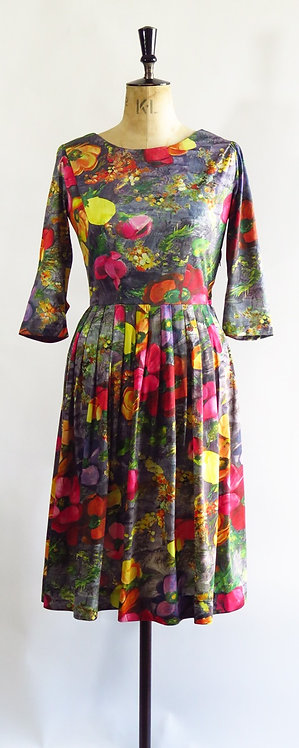 1950's Meadow Dress