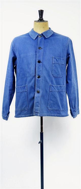 1960s French Workwear Jacket