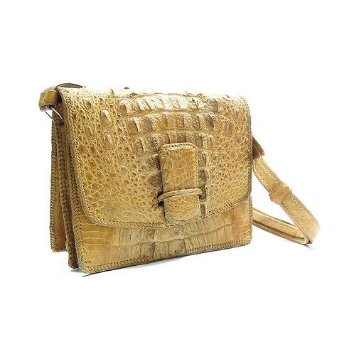Original 1940s Alligator Handbag
