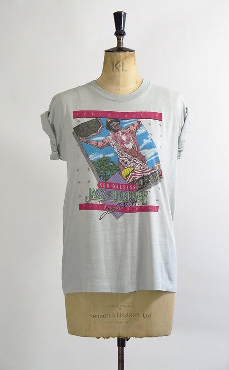 1985 Jazz & Heritage Festival T-shirt