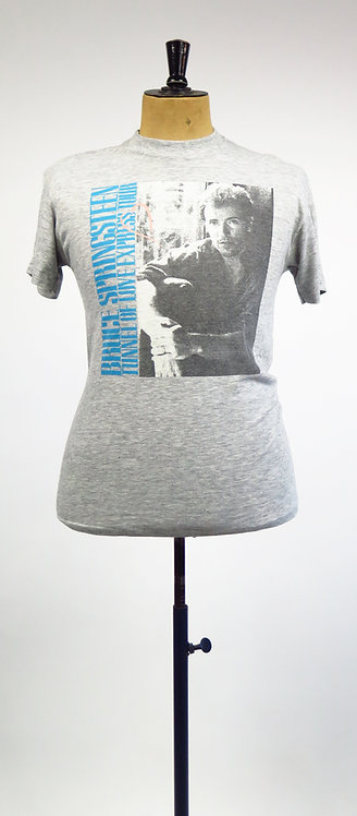 1988s Bruce Springsteen Tunnel Of Love Band Tour T-Shirt