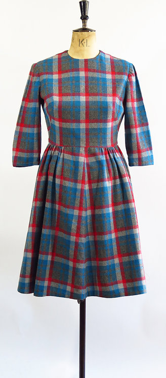 1950's Highlander Dress