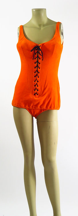 1960's Bodice/Swimsuit