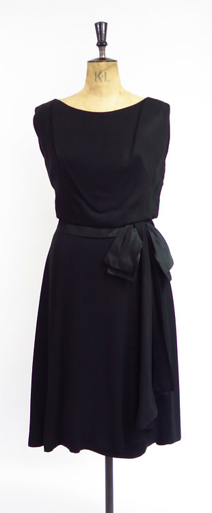 1940-50s Evening Dress