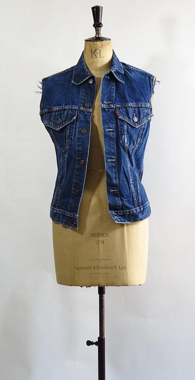 Levi's Big E Sleeveless Jacket