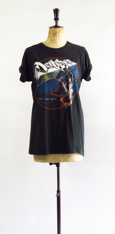 Dokken Tour T-shirt 1984-85