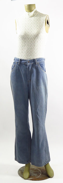 1970s Flared Jeans