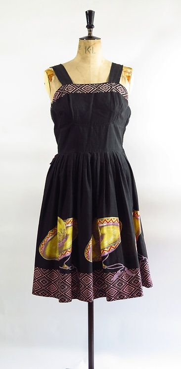1950's Novelty Dress