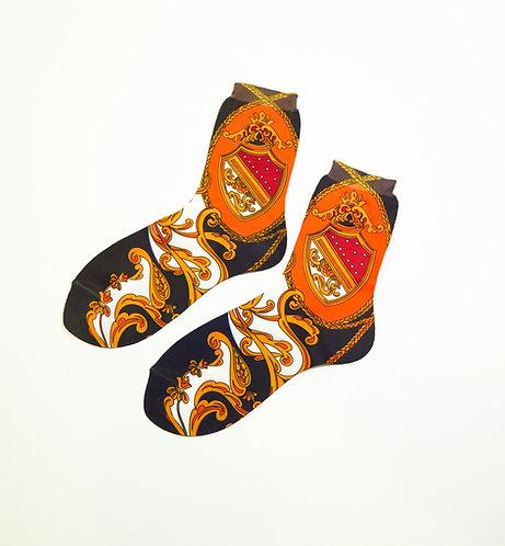 1970s Dead Stock Socks