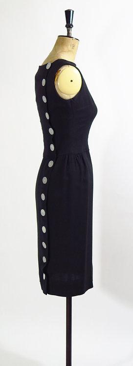 1950's Wriggle Dress