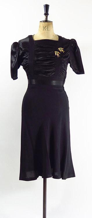 1930s Evening Dress   XS