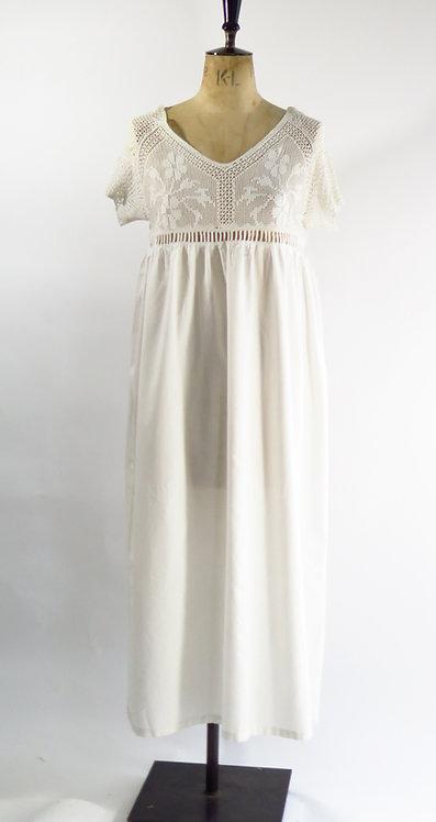 Antique Edwardian Night Dress