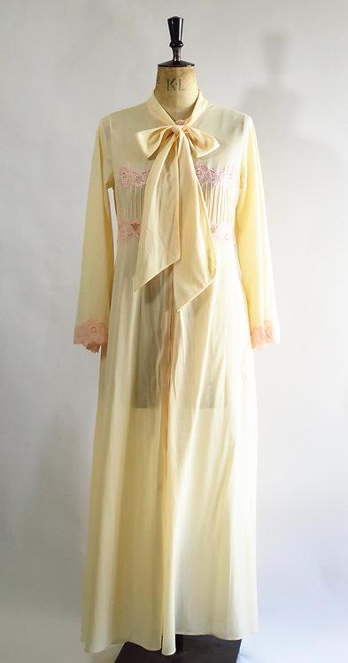 1970s Lingerie House Robe