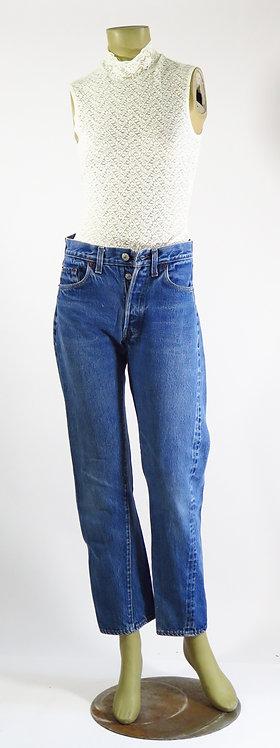 Selvedge Levi's Jeans