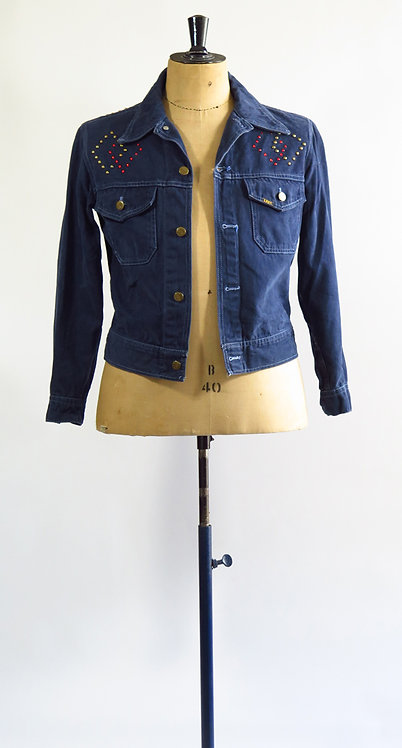 "Lee ""Grand Duke"" Denim Jacket  S"